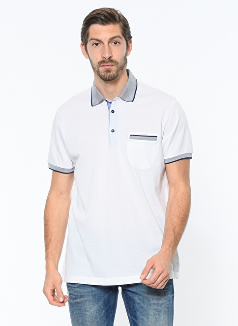 Karaca Tişört Beyaz